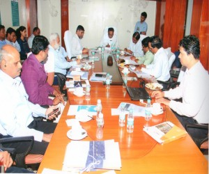 Energy Minister Review meeting 2