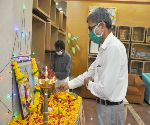 Mahatma Basaveshwar Jayanti Celebration at C.O., Mumbai.
